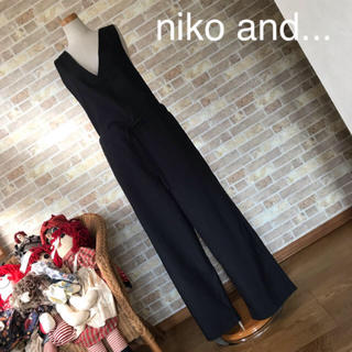 ニコアンド(niko and...)のniko and... サロペット(サロペット/オーバーオール)