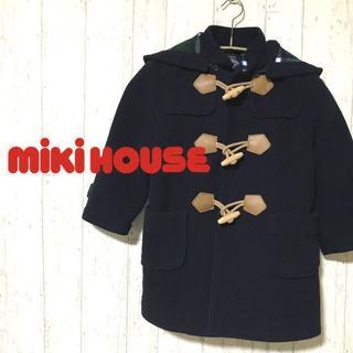 ミキハウス(mikihouse)の✨Miki House ミキハウス ダッフルコート 子供 キッズ 黒(コート)