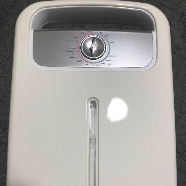 布団乾燥機 スマホ/家電/カメラの生活家電(衣類乾燥機)の商品写真
