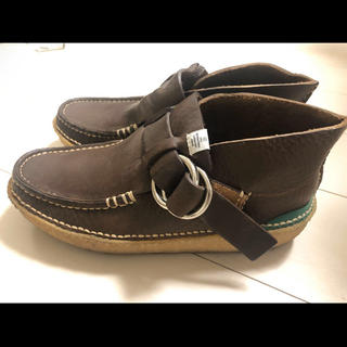 ヴィスヴィム(VISVIM)のVISVIM SKYNYRD DOUBLE RING MOC-FOLK (ブーツ)