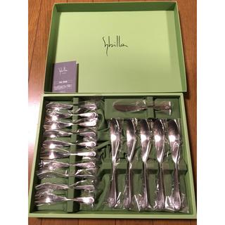 シビラ(Sybilla)のシビラ カトラリーセット16本新品未使用 Sybilla(カトラリー/箸)