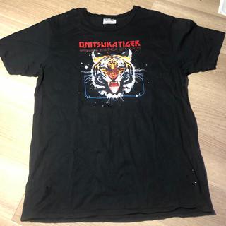 オニツカタイガー(Onitsuka Tiger)のオニツカタイガー ANDREA POMPILIO コラボ Tシャツ XL(Tシャツ/カットソー(半袖/袖なし))