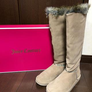 ジューシークチュール(Juicy Couture)のジューシークチュール ブーツ 未使用(ブーツ)