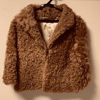 バーニーズニューヨーク(BARNEYS NEW YORK)のファージャケット (毛皮/ファーコート)