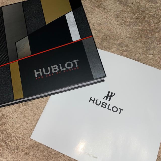 シャネル偽物銀座店 - HUBLOT - HUBLOT パンフレットの通販 by T'shop