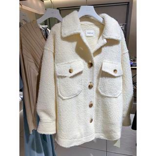 フレイアイディー(FRAY I.D)のFRAY I.D ウールシャツジャケット 2019秋冬(その他)