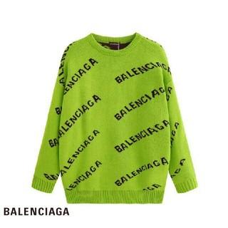 バレンシアガ(Balenciaga)のBALENCIAGA ニットセーター 男女兼用(ニット/セーター)