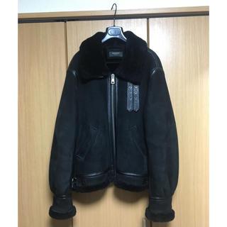 フィアオブゴッド(FEAR OF GOD)のrepresent Shearling Jacket ムートン 極備品(レザージャケット)