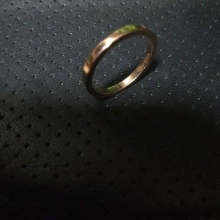 ティファニー(Tiffany & Co.)の期間限定大幅値下げ! ティファニー バンドリング ピンクゴールド 13号(リング(指輪))