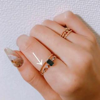 miroir K10 世界最小ダイヤ リング(リング(指輪))