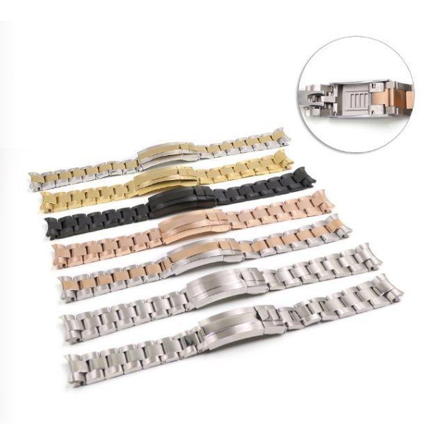 カルティエ 時計 透明 、 ROLEX - rolex ロレックス互換 20mm ブレス バンド ベルト 316Lステンレスの通販 by セールくん's shop
