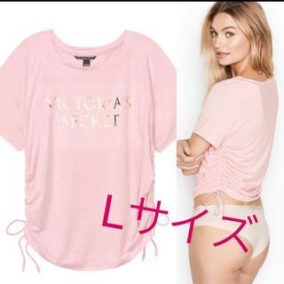 ヴィクトリアズシークレット(Victoria's Secret)のヴィクトリアシークレット新作半袖Tシャツ!ピンク!(Tシャツ(半袖/袖なし))
