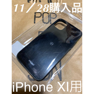 フラグメント(FRAGMENT)のfragment mirror case For iPhone XI(iPhoneケース)