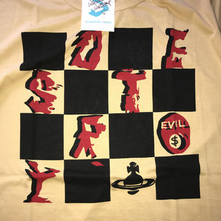 ヴィヴィアンウエストウッド(Vivienne Westwood)のクリスマスプレゼントに最適!UK買付商品 UNISEX オーバーサイズ ビビアン(Tシャツ(半袖/袖なし))