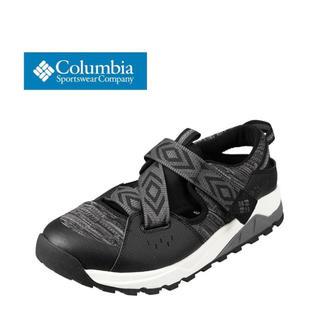 コロンビア(Columbia)の【12/6まで】コロンビアcolumbia  メンズ靴 フェスサンダル ブラック(サンダル)