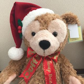 ダッフィー(ダッフィー)のクリスマス ダッフィー  Mサイズ(ぬいぐるみ)