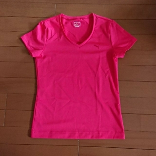 プーマ(PUMA)のプーマ レディースL(Tシャツ(半袖/袖なし))