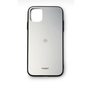 フラグメント(FRAGMENT)のFRGMT MIRROR CASE for iPhone Pro11 シルバー(iPhoneケース)