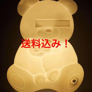 アンダーカバー(UNDERCOVER)の新品!UNDERCOVER BEAR FLOOR LAMP ランプ ハンバーガー(その他)