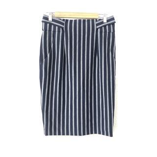 バーニーズニューヨーク(BARNEYS NEW YORK)の美品 BARNEYS NEW YORK バーニーズ ニューヨーク スカート 42(ひざ丈スカート)