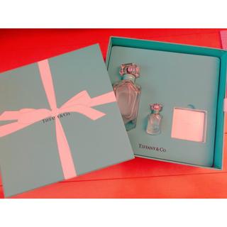 ティファニー(Tiffany & Co.)のTiffany& Co. 香水コフレ(香水(女性用))