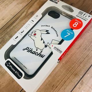 ポケモン(ポケモン)のポケモン IIIIfi+ iPhone8/7/6 ケース イーフィット(iPhoneケース)