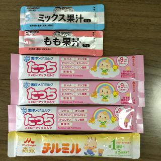 森永乳業 - フォローアップミルク♡粉末果汁
