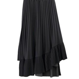 アクシーズファム(axes femme)の❮新品未使用♪❯axes femme プリーツ切替スカート♪(ロングスカート)