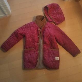 コドモビームス(こども ビームス)のBEAMS mini コート120 赤 (コート)