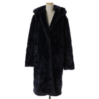 ルシェルブルー(LE CIEL BLEU)のle ciel bleu ファーコート(毛皮/ファーコート)