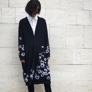 ラッドミュージシャン(LAD MUSICIAN)のlad musician flower knit(ニット/セーター)