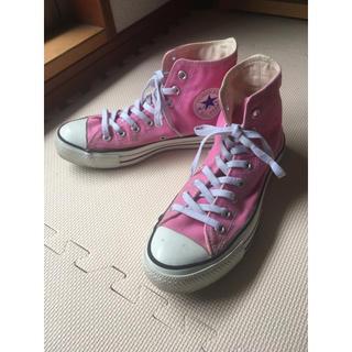 コンバース(CONVERSE)のConverse All Star Hi cut Sneaker(スニーカー)
