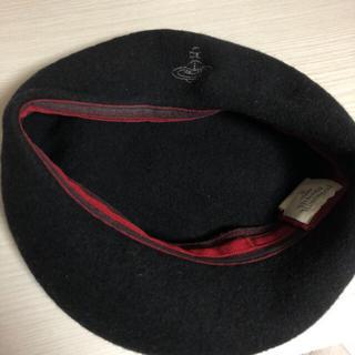 Vivienne Westwood - vivienne  westwood ベレー帽 黒