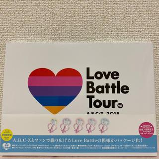 A.B.C.-Z - A.B.C-Z 2018 Love Battle Tour(Blu-ray初回限