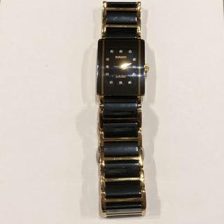 ラドー(RADO)のRADO腕時計中古美品ダイヤ入り早いもの勝ち一点物(腕時計)