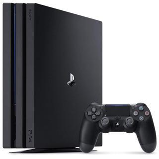 プレイステーション4(PlayStation4)のPS4 Pro ジェット・ブラック 1TB (CUH-7200BB01)(家庭用ゲーム機本体)