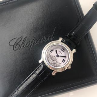 ショパール(Chopard)の美品✨ Chopard ショパール ハッピースポーツ 腕時計(腕時計)