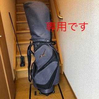 ミズノ(MIZUNO)のミズノ メンズゴルフバック(バッグ)
