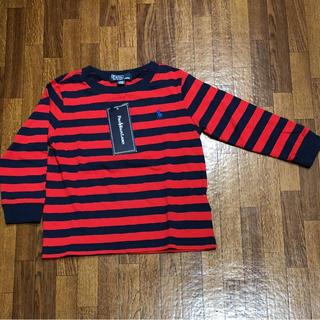 Ralph Lauren - 新品未使用!ラルフローレン 長袖Tシャツ 80cm