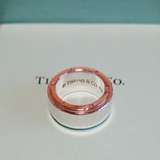 ティファニー(Tiffany & Co.)のティファニー ネジモチーフリング(リング(指輪))