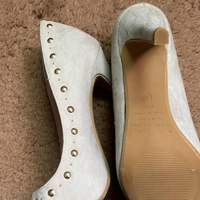 ORiental TRaffic(オリエンタルトラフィック)のOriental traffic 新品未使用 スタッズ付きパンプス レディースの靴/シューズ(ハイヒール/パンプス)の商品写真
