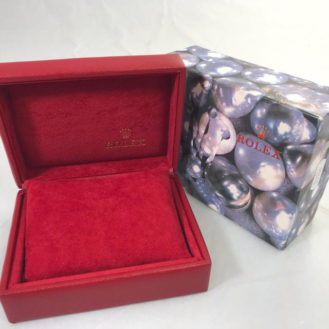 オメガ 時計 電池交換 値段 、 ROLEX - ロレックス レディース時計正規品ケース 美品の通販 by onedayoneday's shop