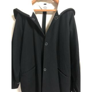 サンシー(SUNSEA)の美品 SUNSEA w-face wool jedi coat 17aw 2(その他)