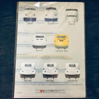ジェイアール(JR)のJR東海 新幹線 クリアファイル(クリアファイル)