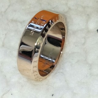 ルイヴィトン(LOUIS VUITTON)のお勧めLV ルイヴィトン リング指輪 男女兼用 人気品(リング(指輪))