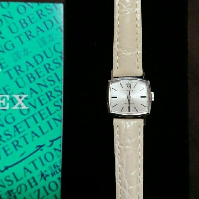 ブレゲ 7787 、 ROLEX - ROLEX PRECISION アンティーク腕時計の通販 by メープル's shop