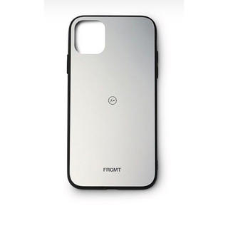 フラグメント(FRAGMENT)のMIRROR CASE for iPhone Pro11 シルバー(iPhoneケース)