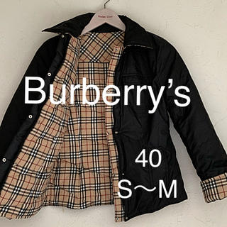 BURBERRY BLUE LABEL - BURBERRY BLUE LABEL❤︎レディスコート/ポリエステル中綿・M