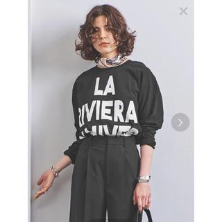 ユナイテッドアローズ(UNITED ARROWS)のm's braque エムズブラック RIVIERA Tシャツ(Tシャツ(長袖/七分))