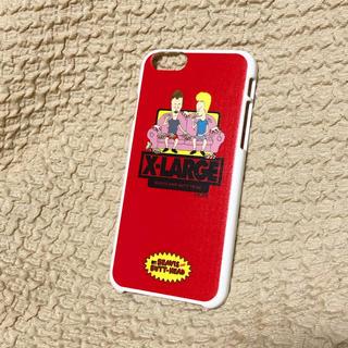 エクストララージ(XLARGE)のX-LARGE iPhoneケース(iPhoneケース)